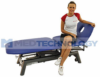 Beryl II (Technomex) 3- секционный массажный стол