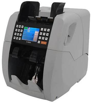 Счетная машинка профессиональная с ультрафиолетовым детектором валют Bill Counter Huaen H-8800 179309