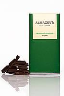 Молочний шоколад 0% цукру, TM ALMAZOVЪ, 80 гр
