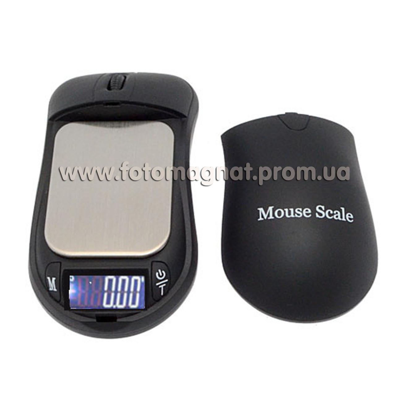Весы ювелирные  Mouse 6246 PA  100г 0, 01 (карманные весы)