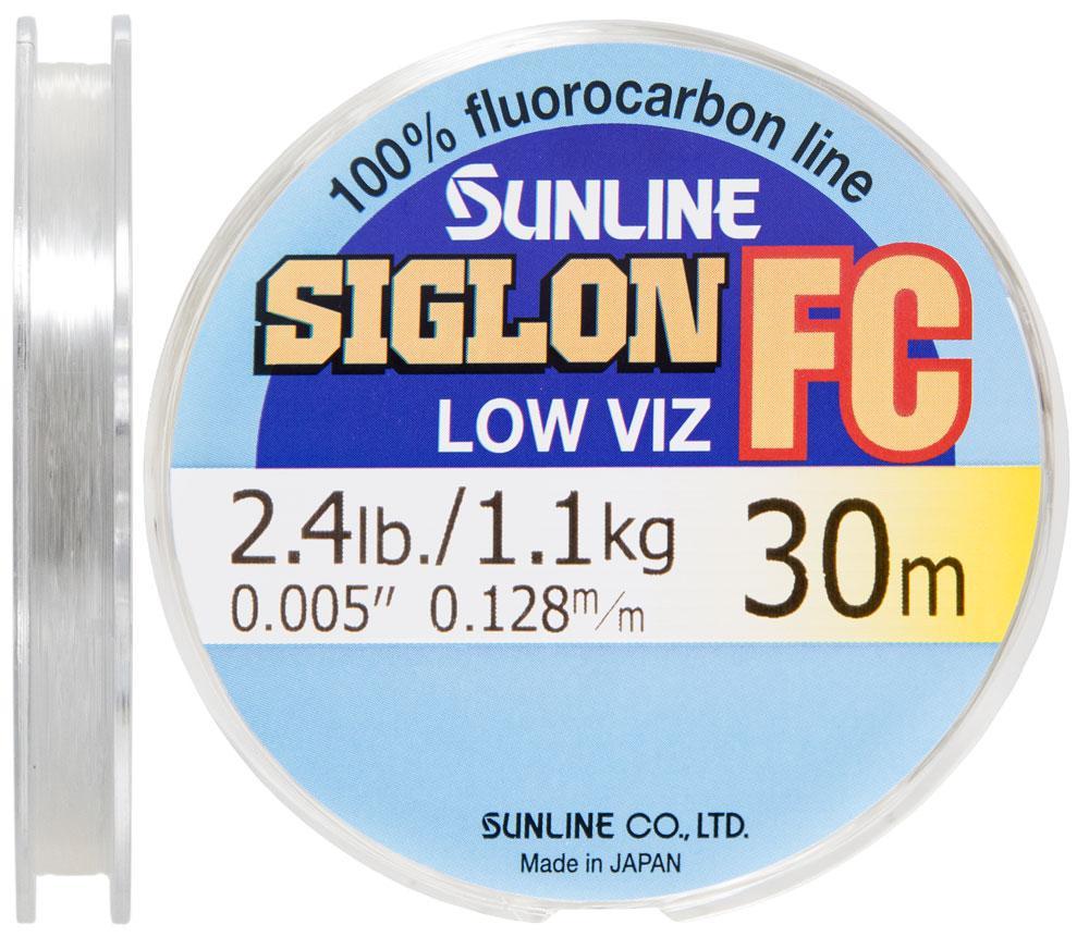 Флюорокарбон Sunline SIG-FC 30m 0.128 mm 1.1 kg поводковый