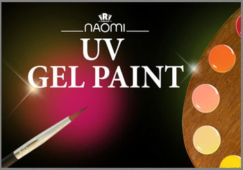 UV Gel Paint Naomi