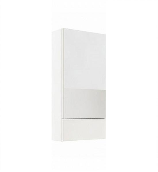 Скидка есть! Звоните. NOVA PRO шкафчик 49,3*85*17,6см, с зеркалом, белый глянец (пол)
