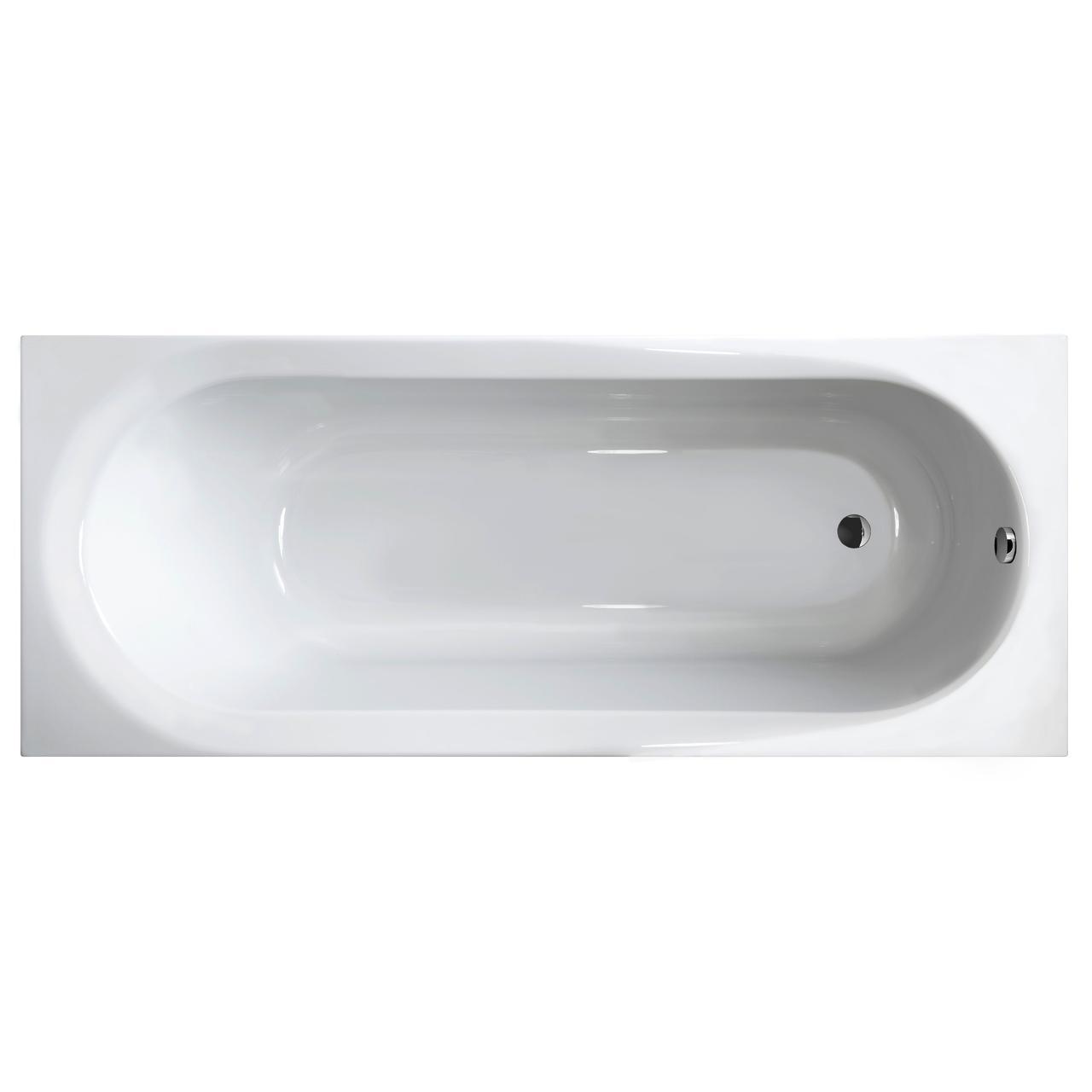 Нужно дешевле? Звоните. AIVA ванна 150*70*44 см без ножек, акрил 5мм