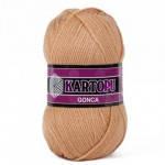 Пряжа для вязания Гонка KARTOPU песок 884