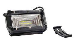 Светодиодная LED фара 72Вт  Ближний свет (светодиоды 3w x24шт)