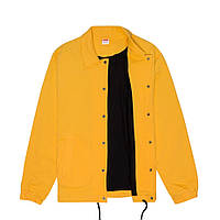 Чоловіча яскрава жовта червона куртка. Щільний осінній коттон. Розмір 42-74+ батал, кольори на вибір, фото 1