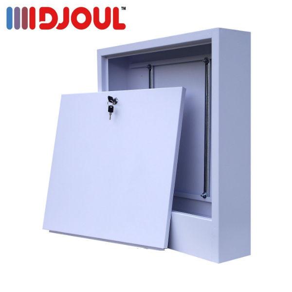 Наружный коллекторный шкаф DJOUL OMC-02 (550x600х120 мм)