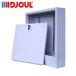Наружный коллекторный шкаф на 2 выхода Djoul OMC-00 (360x580х120 мм)