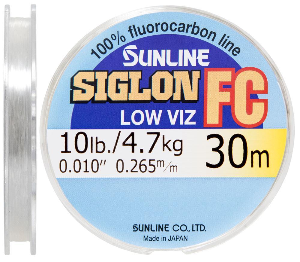 Флюорокарбон Sunline SIG-FC 30m 0.330mm 7.1kg поводковый