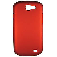 Чехол Colored Plastic для Samsung i8730 Galaxy Express Red