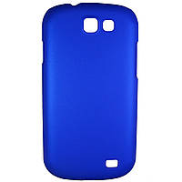 Чехол Colored Plastic для Samsung i8730 Galaxy Express Blue