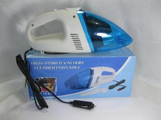 Пылесос автомобильный High Power Vacuum Cleaner, Автопылесос с функцией сбора воды, Пылесос в машину моющий, фото 2