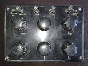 Б/У Магазин сопротивлений Р33. Точный прибор для определения сопротивления в цепях постоянного тока, фото 3
