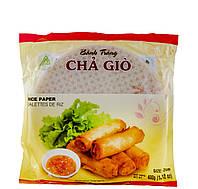 Папір рисовий для смаження спрінг-ролів Banh Trang 400 г