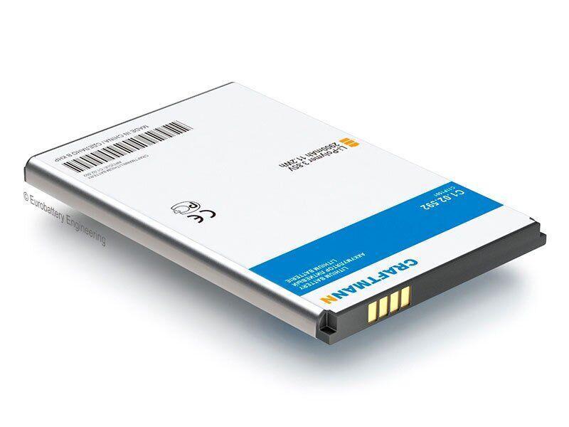 Акумулятор батарея для ASUS ZENFONE 2 LASER ZE600KL (C11P1501) Craftmann