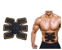 Миостимулятор EMS TRAINER-Пояс Ems-trainer стимулятор, Стимулятор мышц пресса, Пояс тренажер для похудения