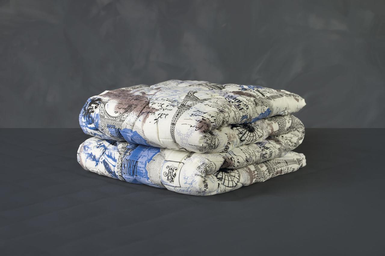 Одеяло шерстяное облегченное MIRTEX Cotton/Wool Light