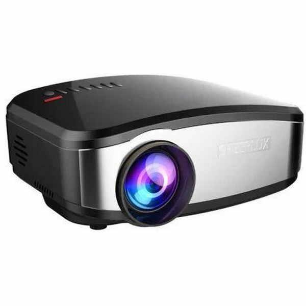 Проектор Cheerlux С6 TV BK | Перегляд ТБ каналів | 800 люмен