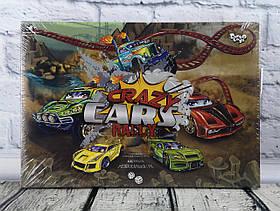 """Гра настільна по ходах """"Crazy Cars Rally"""" DTG93R Danko-Toys Україна"""