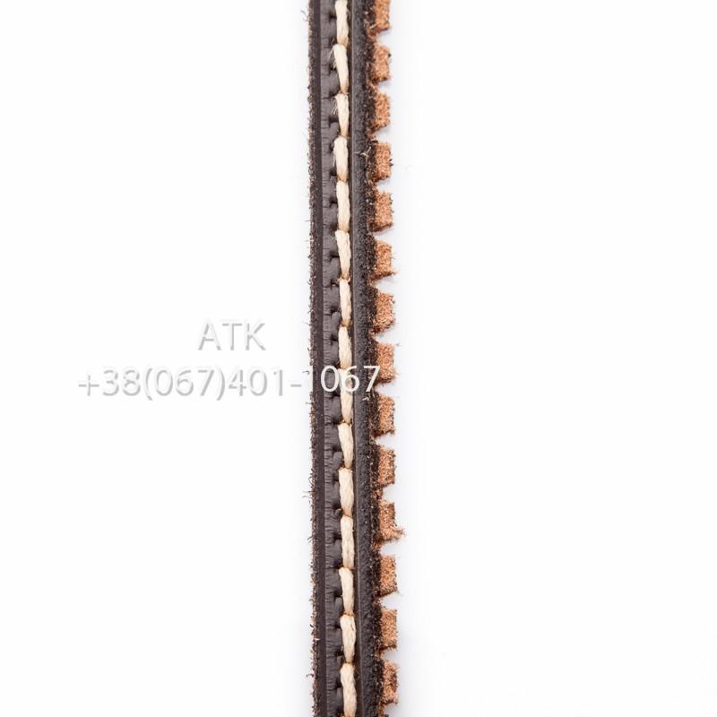 Кожаный рант G1/TC-7 коричневый