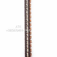 Кожаный рант G1/TC-7 коричневый, фото 1