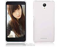 TPU чехол для Xiaomi Redmi Note 2 білий, фото 1