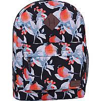 Рюкзак жіночий міський молодіжний Bagland для дівчини снігурі 17 л.