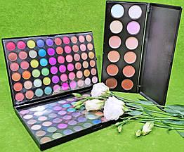 Набор для макияжа Тени палитра 120 №3 + корректоры 12 цветов