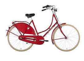 Велосипед Ortler Van Dyck candy red 2018 Cityrad з Німеччини