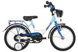 Дитячий велосипед Vermont Race 16 Kinder blau з Німеччини