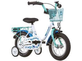 Дитячий велосипед Vermont Girly 12 Girls blue з Німеччини