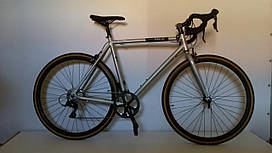Велосипед FIXIE Inc. Floater Race 8S silver з Німеччини