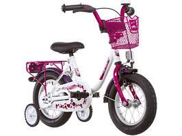 Дитячий велосипед Vermont Girly 12 Girls pink з Німеччини