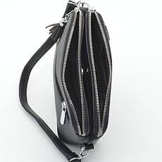 Женский клатч F758 хаки (кожзам, fashion), фото 3