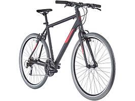 Велосипед Serious Cedar Hybrid black/red з Німеччини