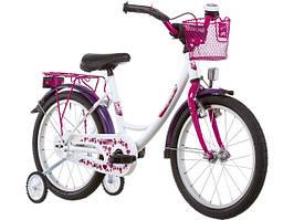 Дитячий велосипед Vermont Girly 16 Girls summer з Німеччини