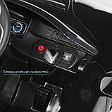 Электромобиль JE 1001 EBLR БМВ BMW i8, Черный, фото 7