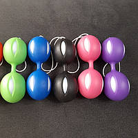 Вагінальні кульки зі зміщеним центром ваги фіолетовий