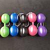 Вагинальные шарики со смещенным центром тяжести фиолетовый