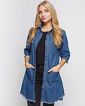Джинсова курточка жіноча AL-7655-50
