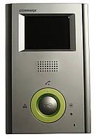 Домофон Commax  CDV-35H перл, серый