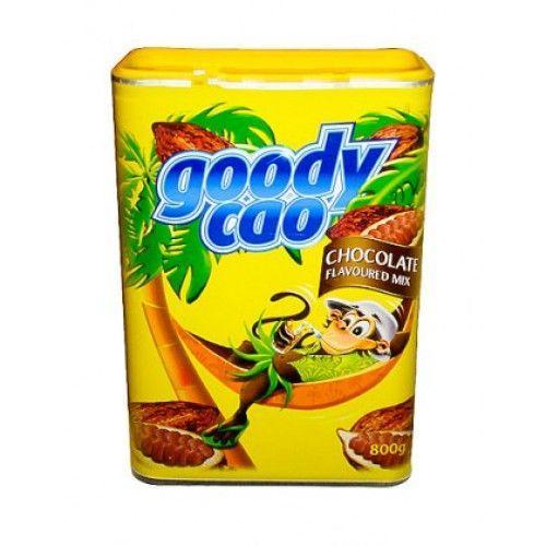 Дитячий какао напій Goody cao Гуді као 800 гр