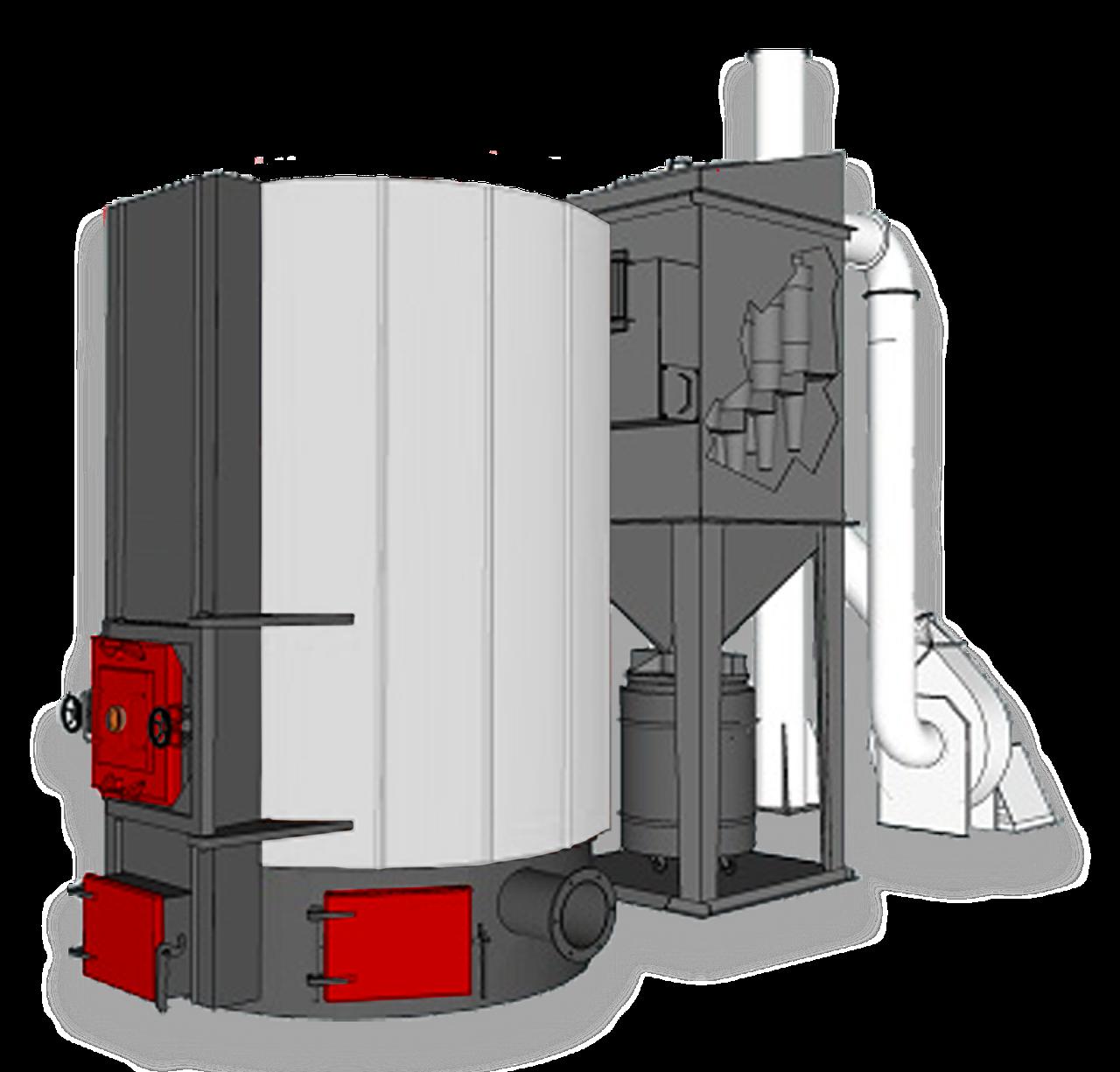 Автоматический котел HT MegaBio от Ventil 1450 кВт