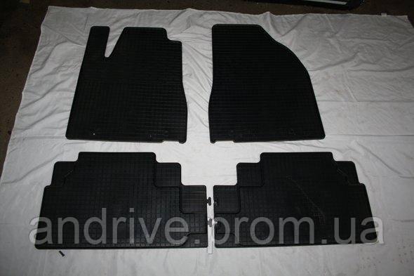 Резиновые коврики в салон Lexus RX (2003+) Stingray