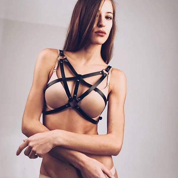 Женское белье как фетиш массажер электрический китайский