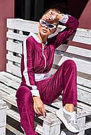Оригинальный женский спортивный костюм в 4х цветах JD Лана