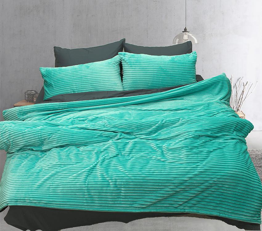 Комплект постельного белья двухспальный зима-лето Mint