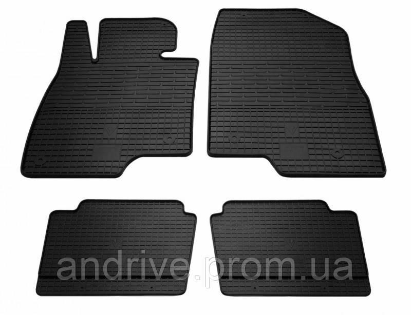 Резиновые коврики в салон Mazda 3 (2013+) Stingray