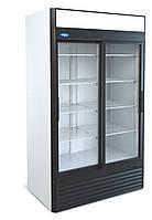 Универсальный шкаф Капри 1,12УСК Купе МХМ (холодильный)